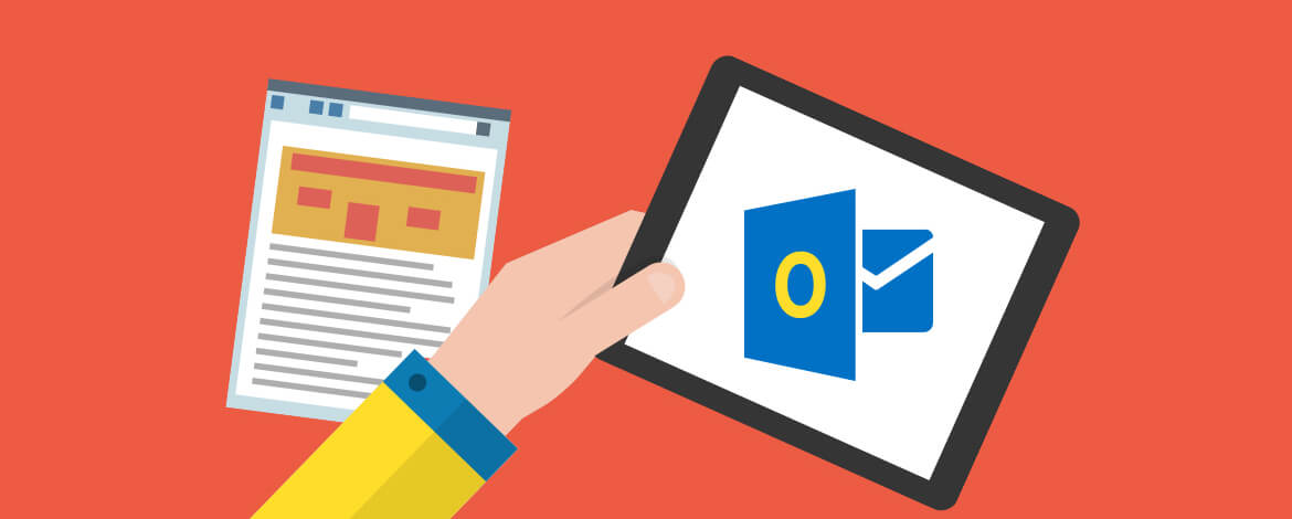 how to avoid outlook mail in live mail
