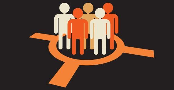 email ab split testing- target audience
