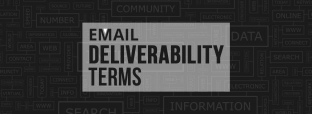 email deliverability terms- Feature