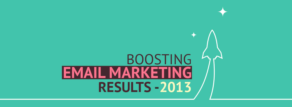 email marketing results 2013