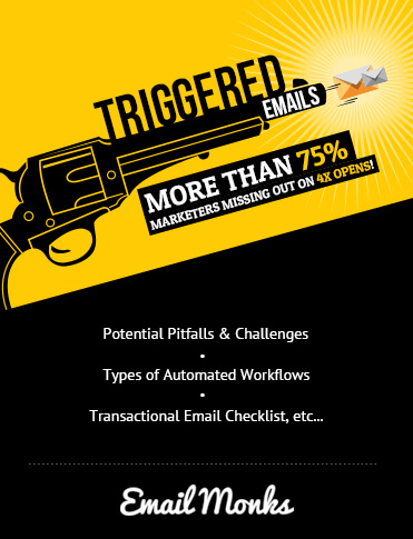 Triggered Emails Infographic