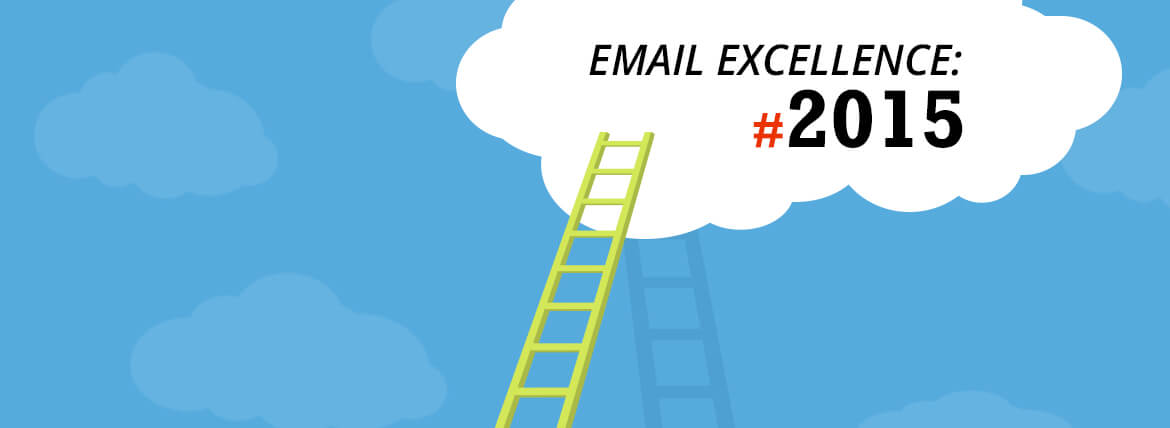 Email Excellence Ladder: 2015