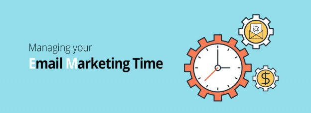 email marketing clock