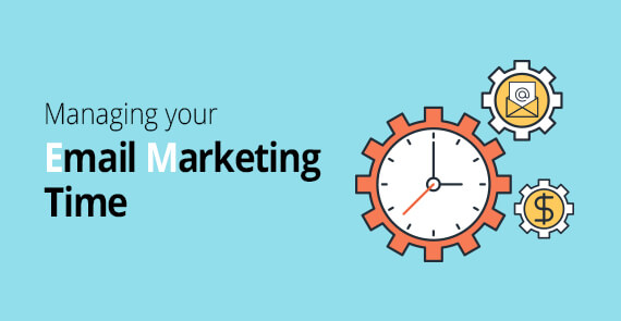 email marketing time management