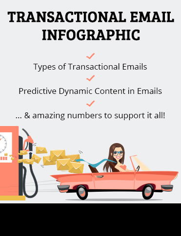 Transactional Emails Infographic