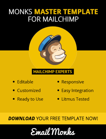 Master Template for Mailchimp - Free Download