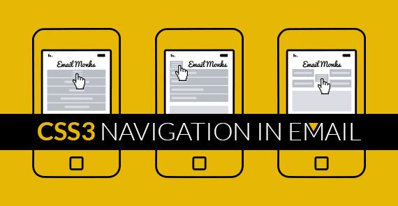 CSS3 Navigation