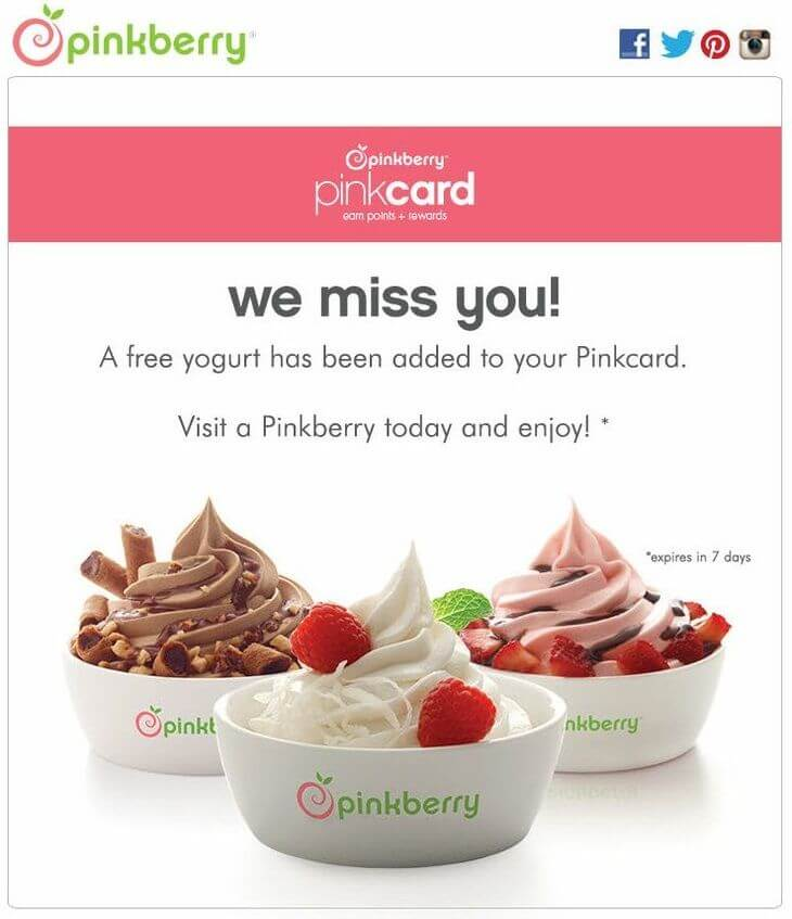 Email_reengagement_Pinkberry_2