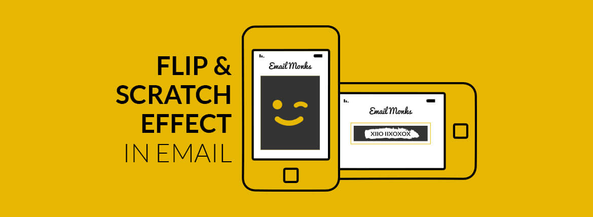 Flip effect in email-Big