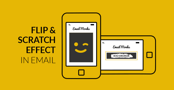 Flip effect in email-Small