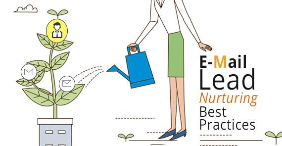 lead nurturing best practices- small