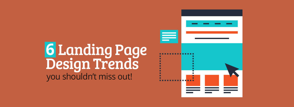 Landing page design trends- Feature