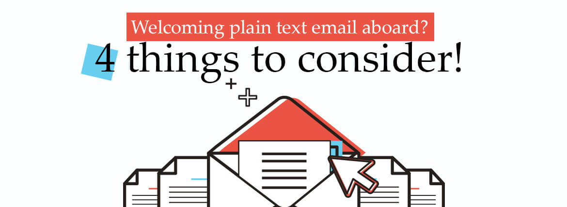 Welcoming Plain Text Email Aboard