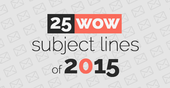 Email subject line examples- Thumbnail