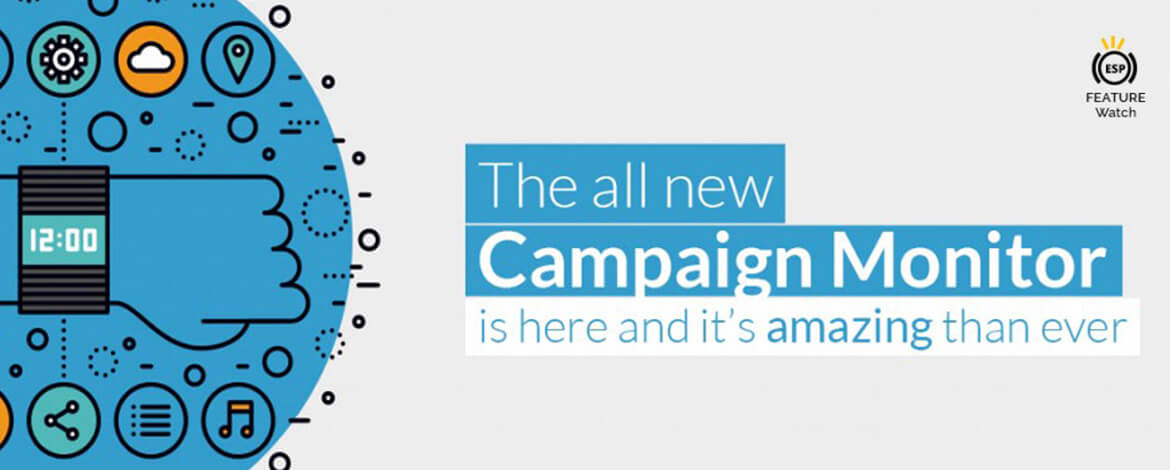 All New Campaign monitor