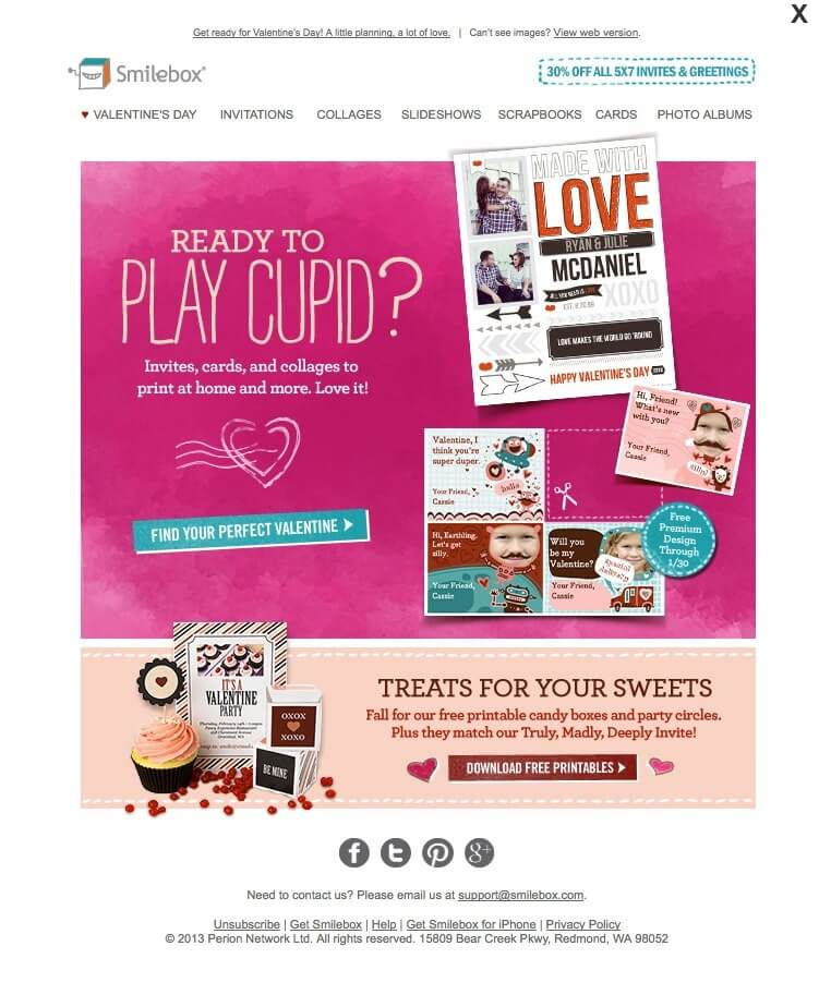 Email Design Inspiration and Latest Email Newsletter Design Trends