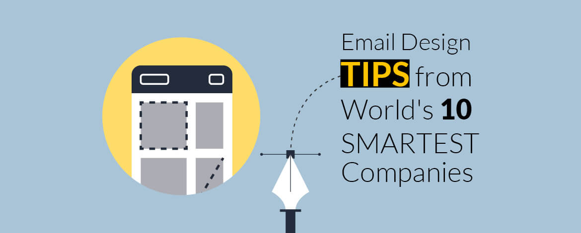 Top 10 tips - emails of world's smartest companies