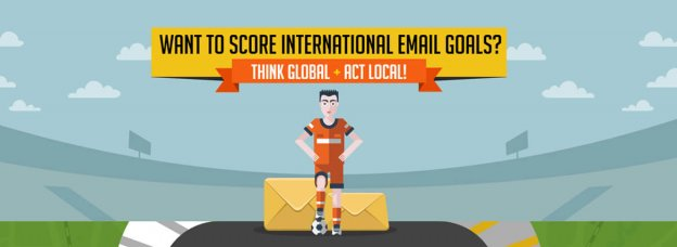 Interactive emails - international