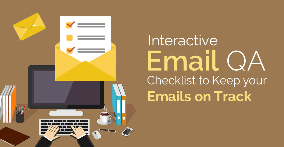 interactive email qa checklist to keep your emails on track. Black Bedroom Furniture Sets. Home Design Ideas
