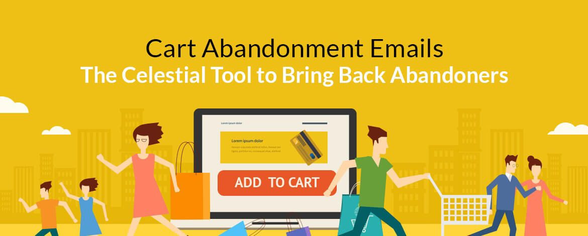 cart abandonment emails infographic