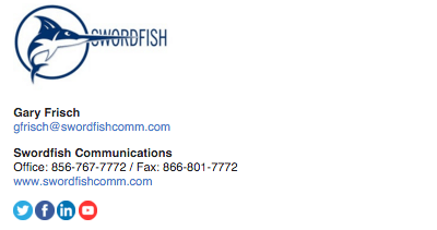 best email signature sample