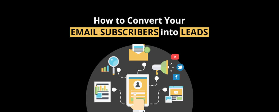 Email Subscribers Into Leads