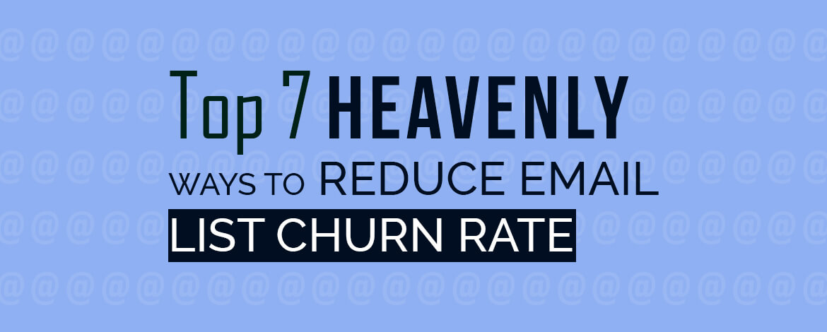 Reduce Email List Churn Rate