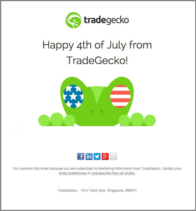 TradeGecko_4th of july email templates