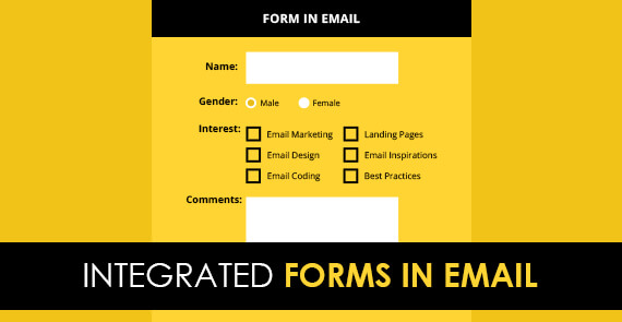 html email form - thumbnail