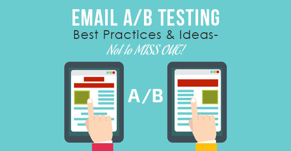 Email AB Testing Best Practices & Ideas- Not to MISS OUT!_Thumbnail
