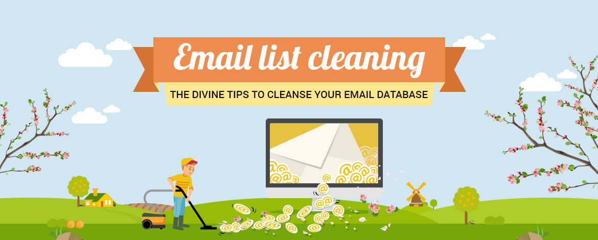 Email List Cleaning Featured