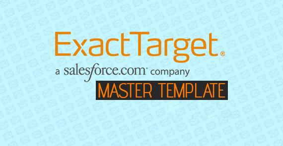 ExactTarget Master Template - Thumbnail