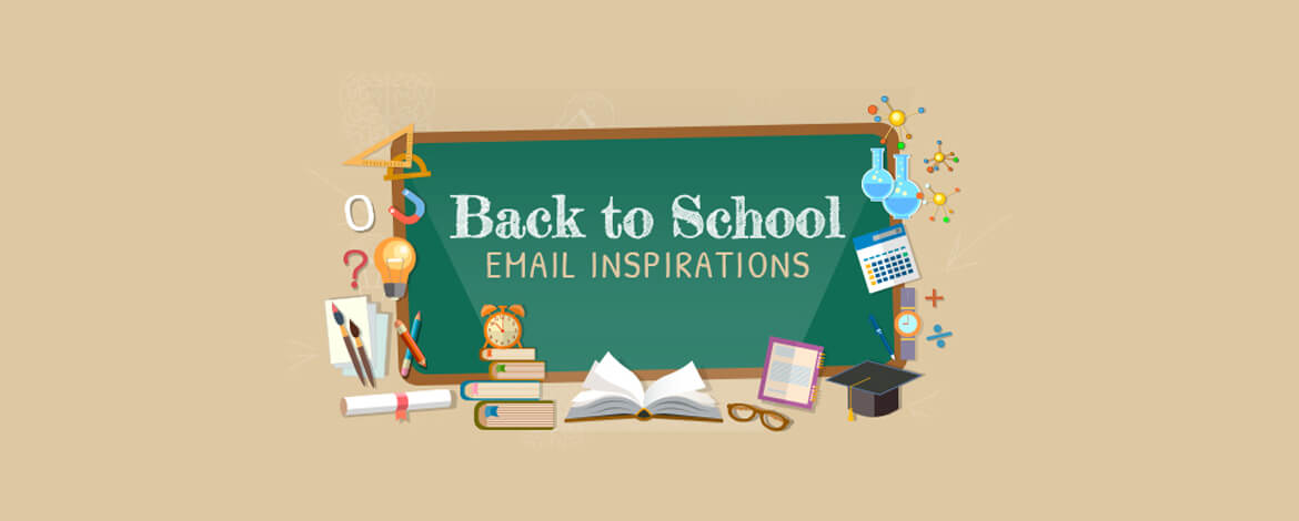 Back to School Email Inspiration