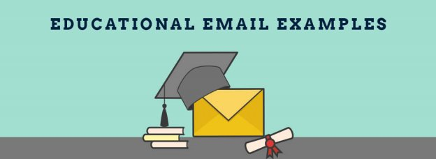 Educational Email Examples- Enroll your Emails successfully Large Size