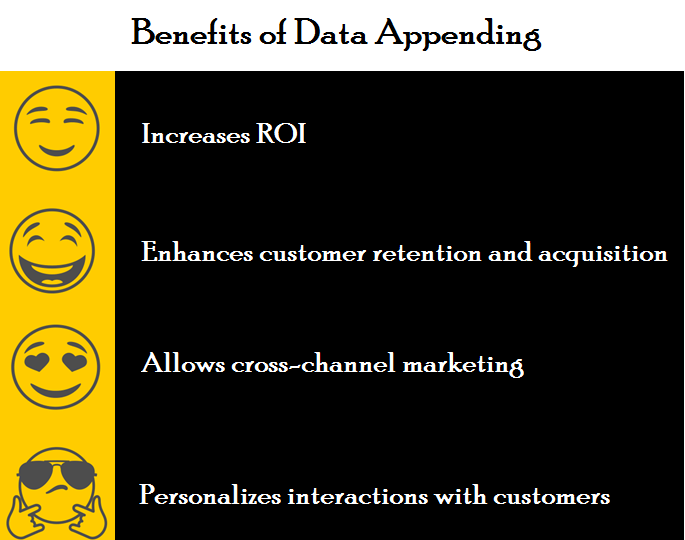 Email List cleaning- Data Appending