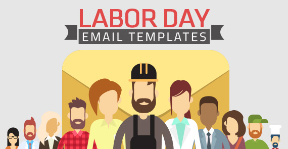 Labor day email template- Thumbnail