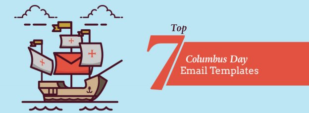 Columbus Day Email Templates
