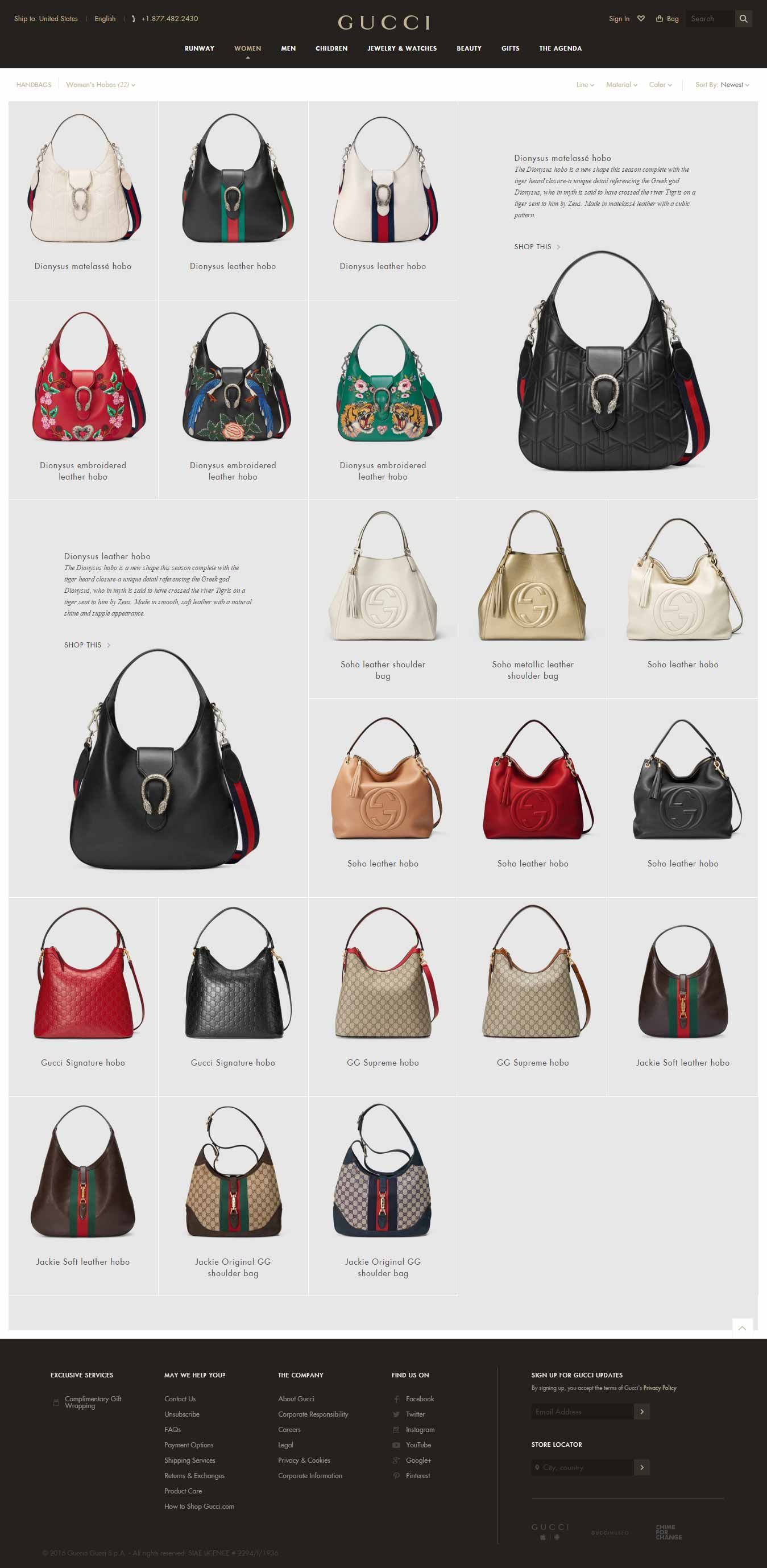 E-COMMERCE-EMAIL-Gucci_Landing-Pages