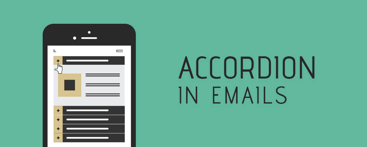 Accordion in Emails Large