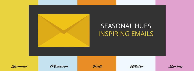 Seasonal Email Templates