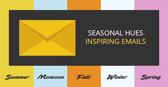 Seasonal Email Templates_Seasonal Hues Inspiring Emails