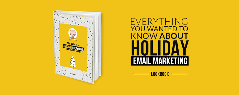 holiday email marketing lookbook ideas