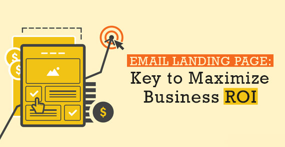 Email Landing Page_ROI