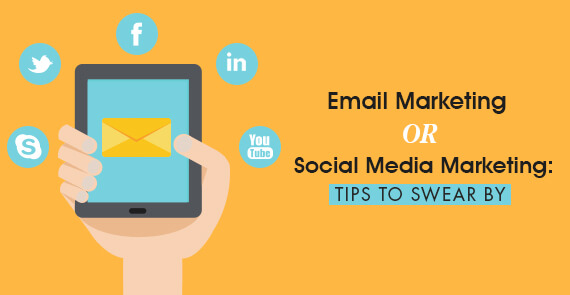 Social Media Marketing Vs Email Marketing Tips to Swear By copy
