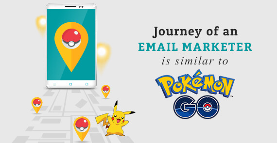 pokemon and email marketing