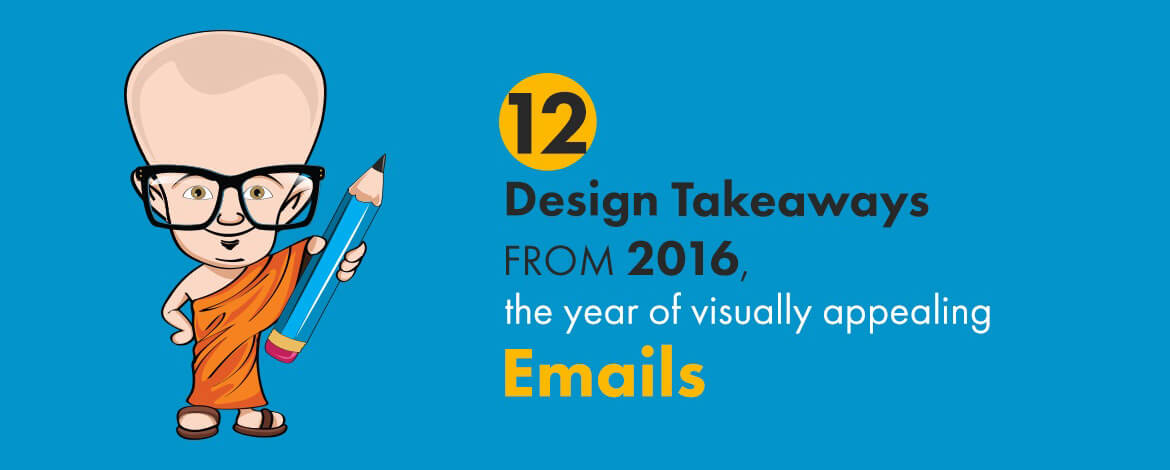 Email Design Takeaways 2016