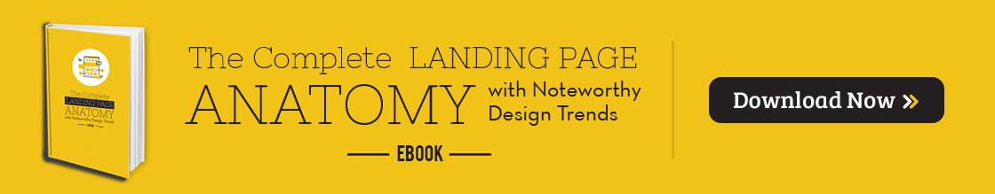 Landing Page Design Ebook
