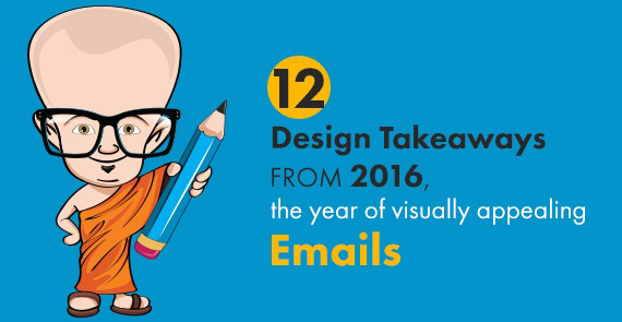email design takeaways 2016 emailmonks