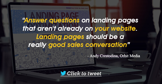 Digital Marketing Quote- Andy Crestodina