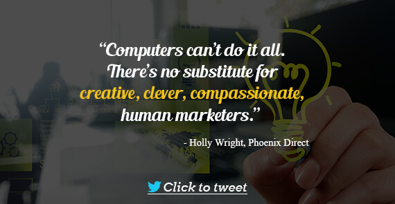 Digital Marketing Quote- Holly Wright